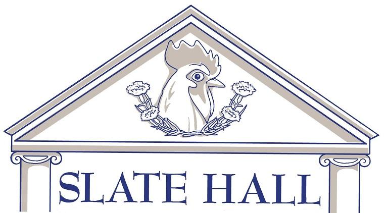 Slate Hall logo