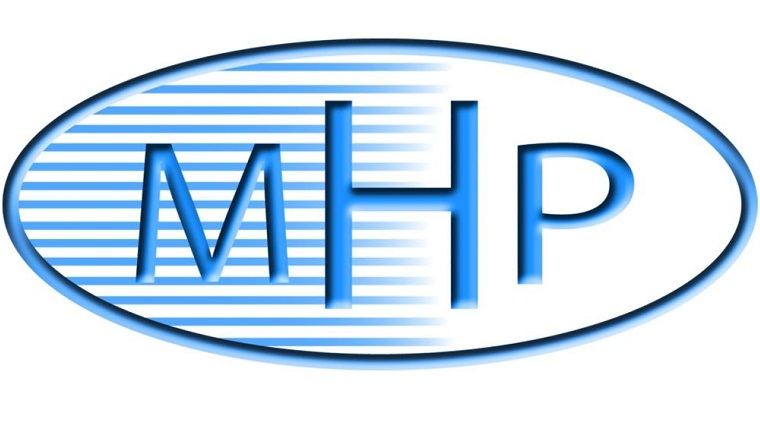 MHP Industries logo