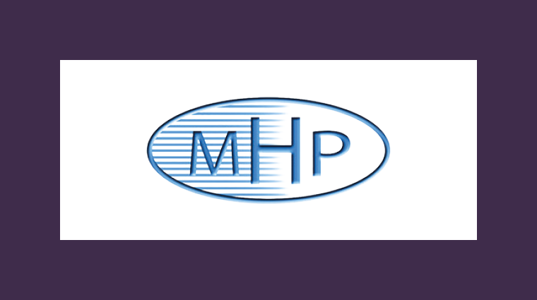 MHP Industries logo